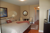 Louella Room at Brentwood Bay Bed and Breakfast
